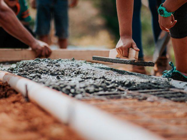 Uw betonmortel op maat bestelt u eenvoudig online